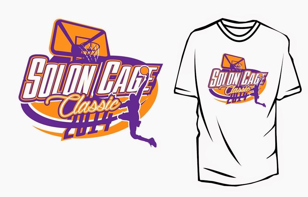 basketball logo design for tshirt