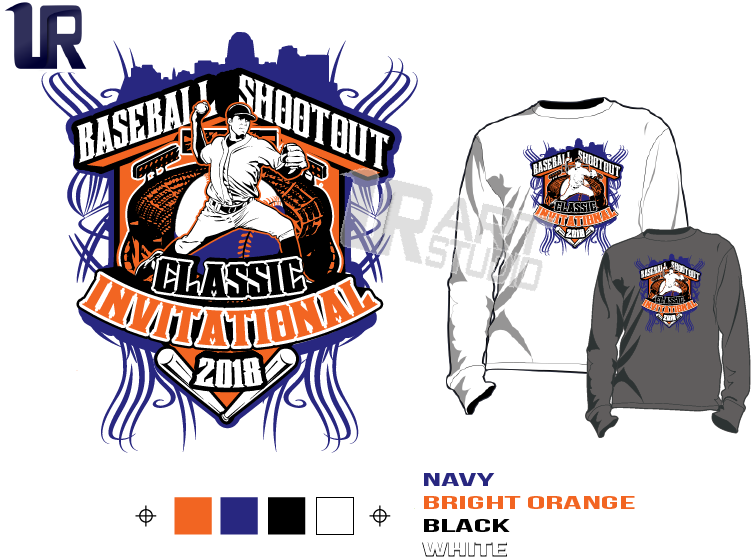 WE CAN DO SIMILAR DESIGN FOR YOUR BASEBALL EVENT
