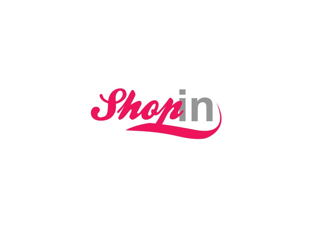 Logo design for online shopping store