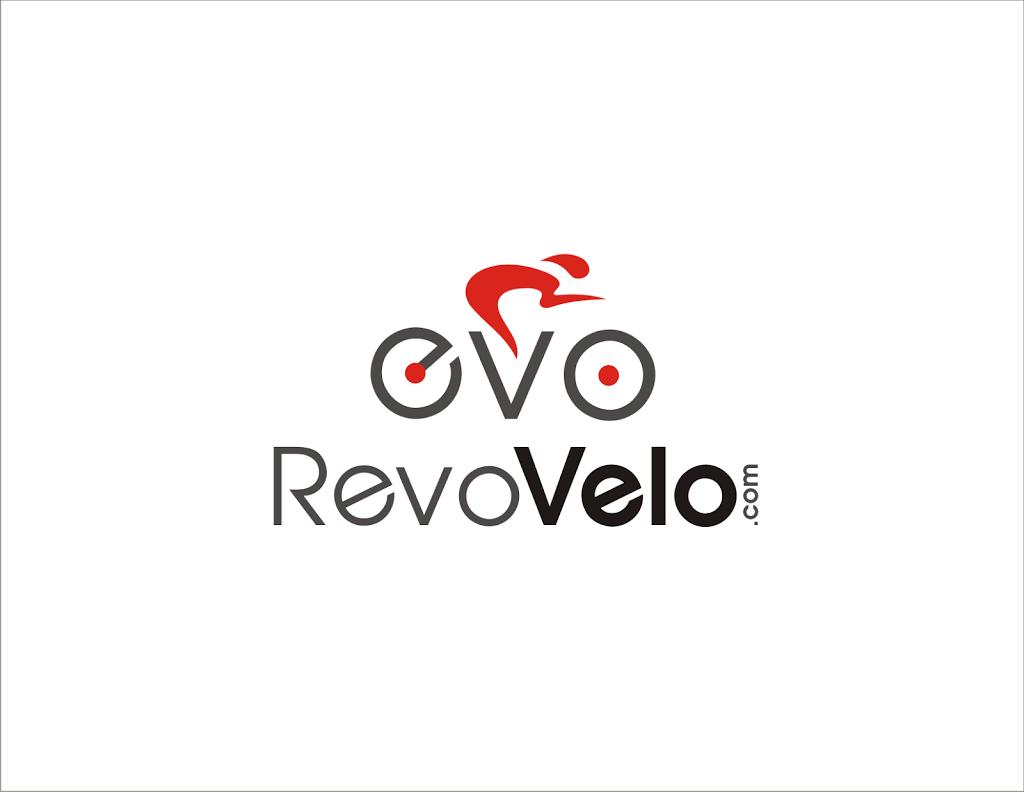 Logo design for bike shop