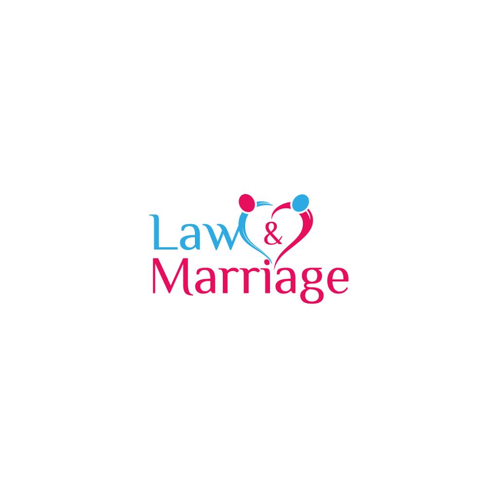 LAW, MARRIAGE, LOVE, LOGO DESIGN