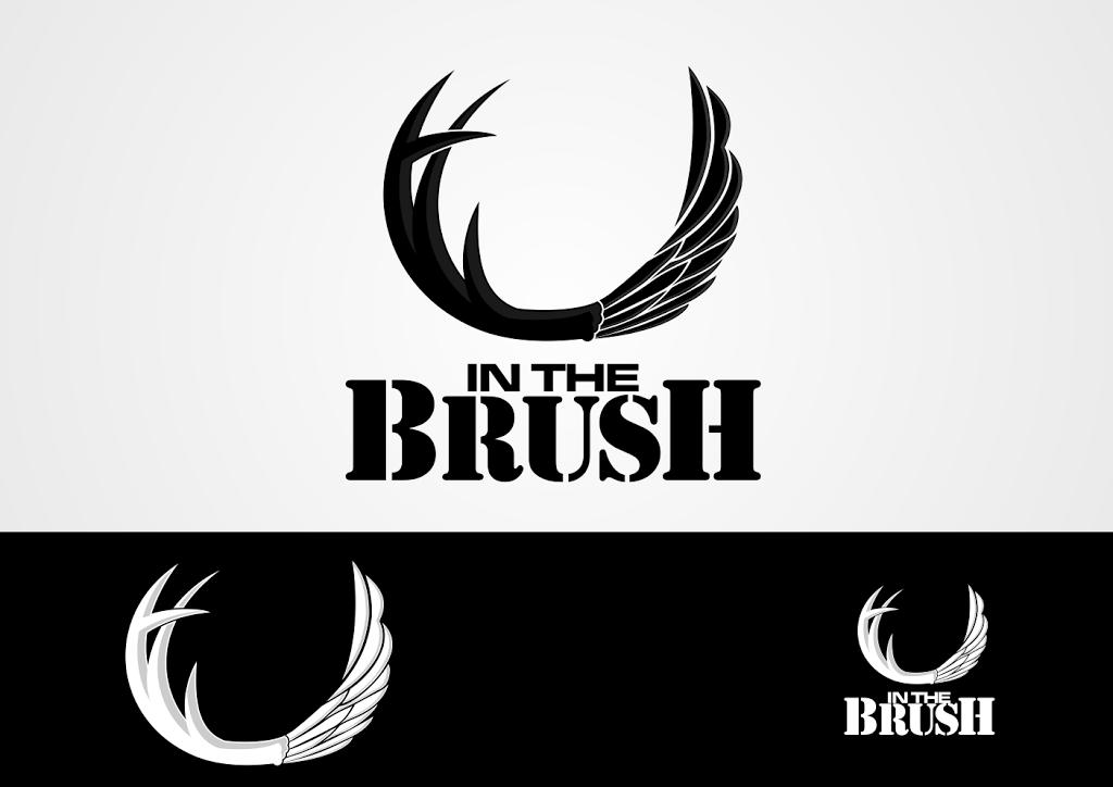 Hunting logo design