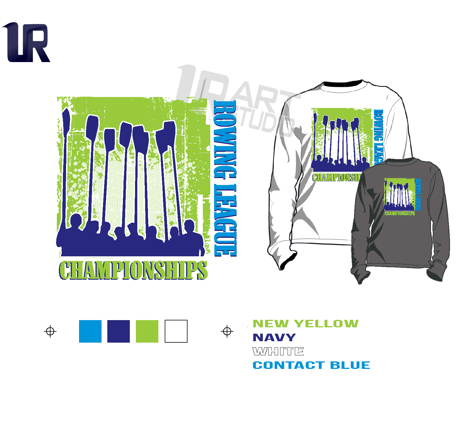 PRINT 2018 SOCCER INVITIATIONAL TOURNAMENT Tshirt vector design separated 4 color