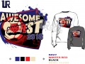 AWESOME SOCCERFEST 2018 TSHIRT DESIGN FOR DOWNLOAD PRINT 3 COLORS