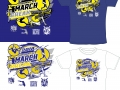 CUSTOM LOGO DESIGN FOR March Break Training Camp, TRACK AND FIELD EVENT