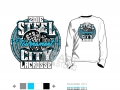 Download lacrosse tshirt vector design, layered, four spot colors, color separated by UrArtStudio