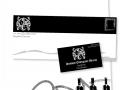stationary, business cards, letterhead, envelope designs