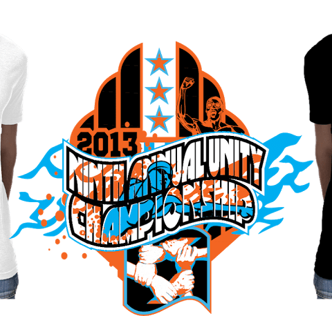 Swimming custom apparel logo design for tshirt