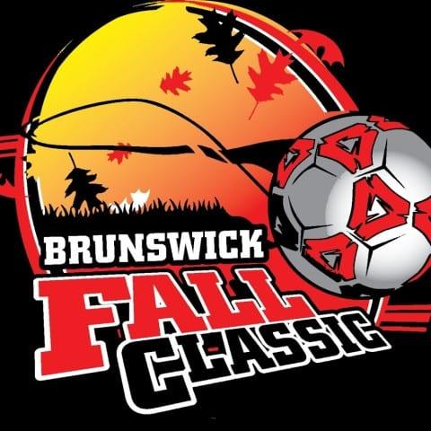 Tshirt logo design for soccer event