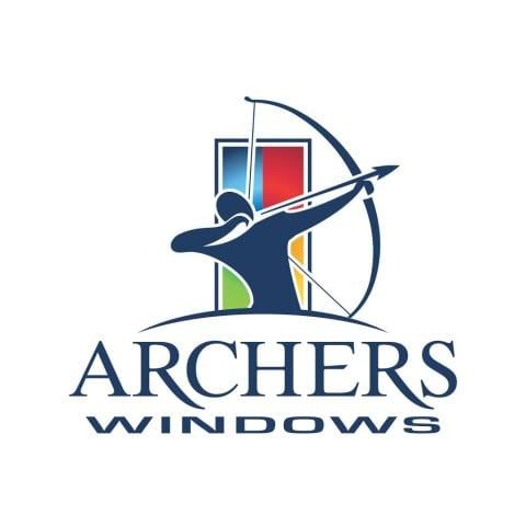 Logo design for window company