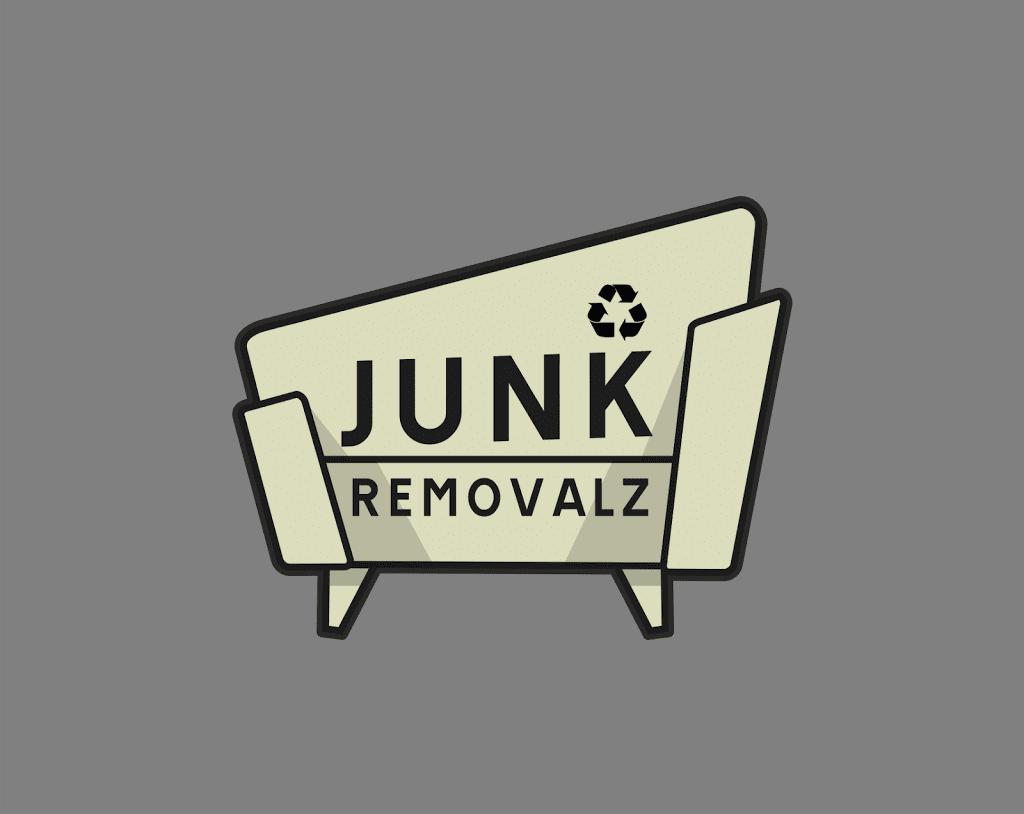 ILLUSTRATIVE LOGO DESIGN FOR JUNK REMOVAL