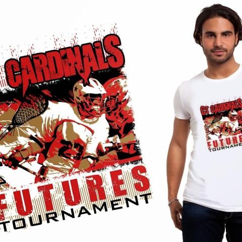 Best custom football tshirt logo design