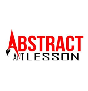 abstract art new logo