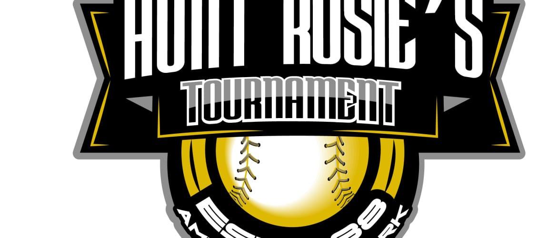 Vector logo design for tshirt 2015 Aunt Rosie's International Softball Event