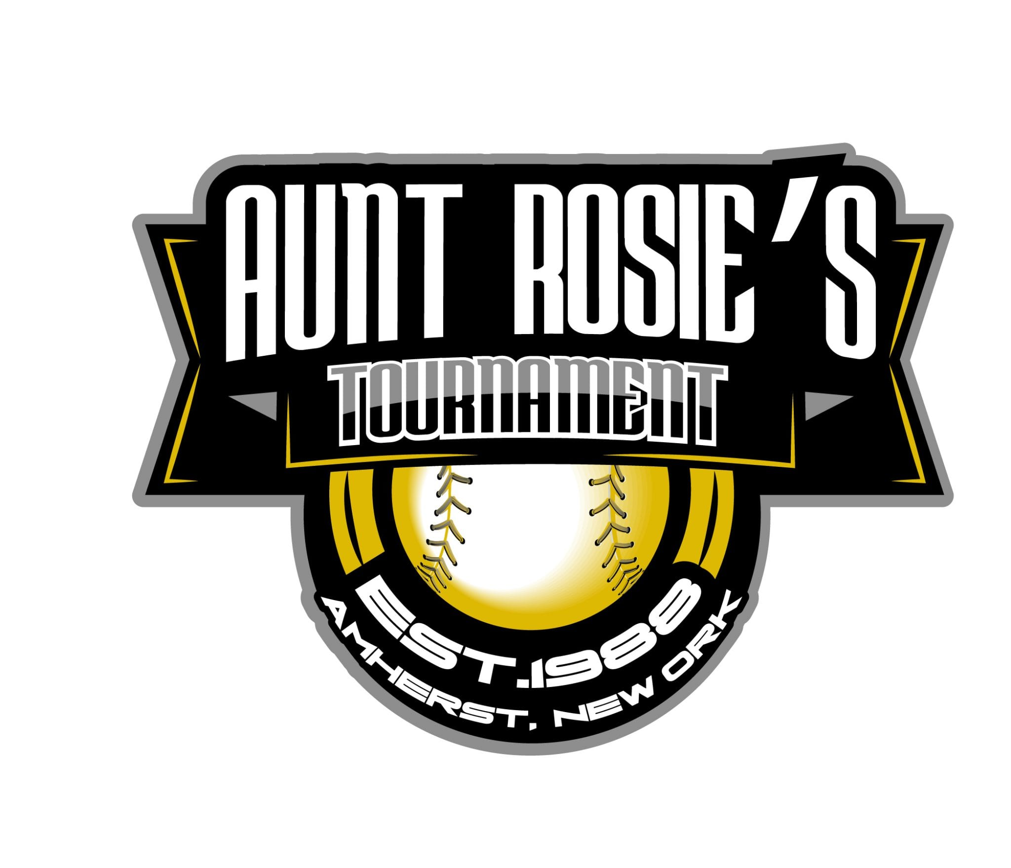 Design t shirts logo - Vector Logo Design For Tshirt 2015 Aunt Rosie S International Softball Event