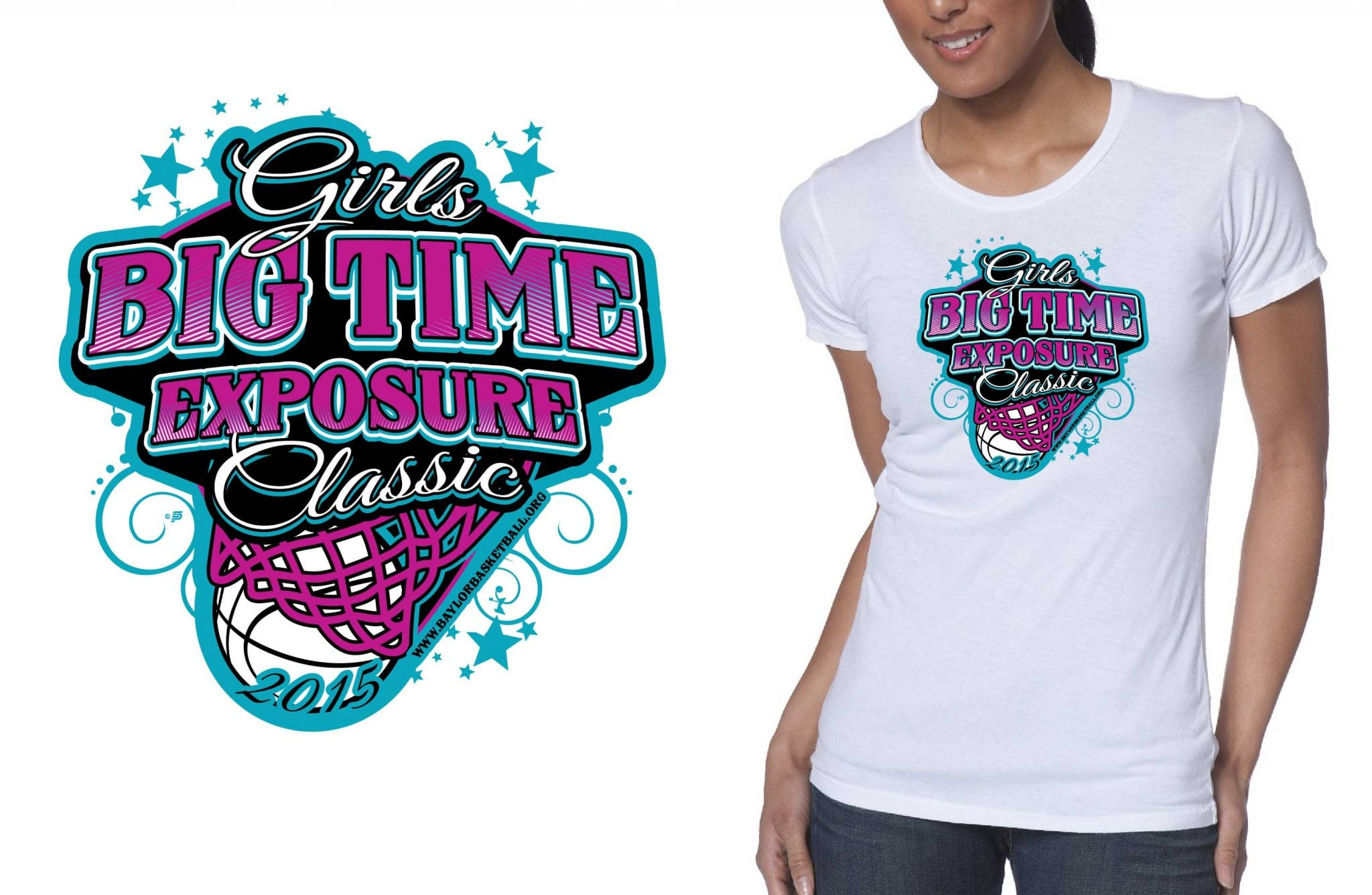 2015 Girls Big Time Exposure Classic PRINT READY