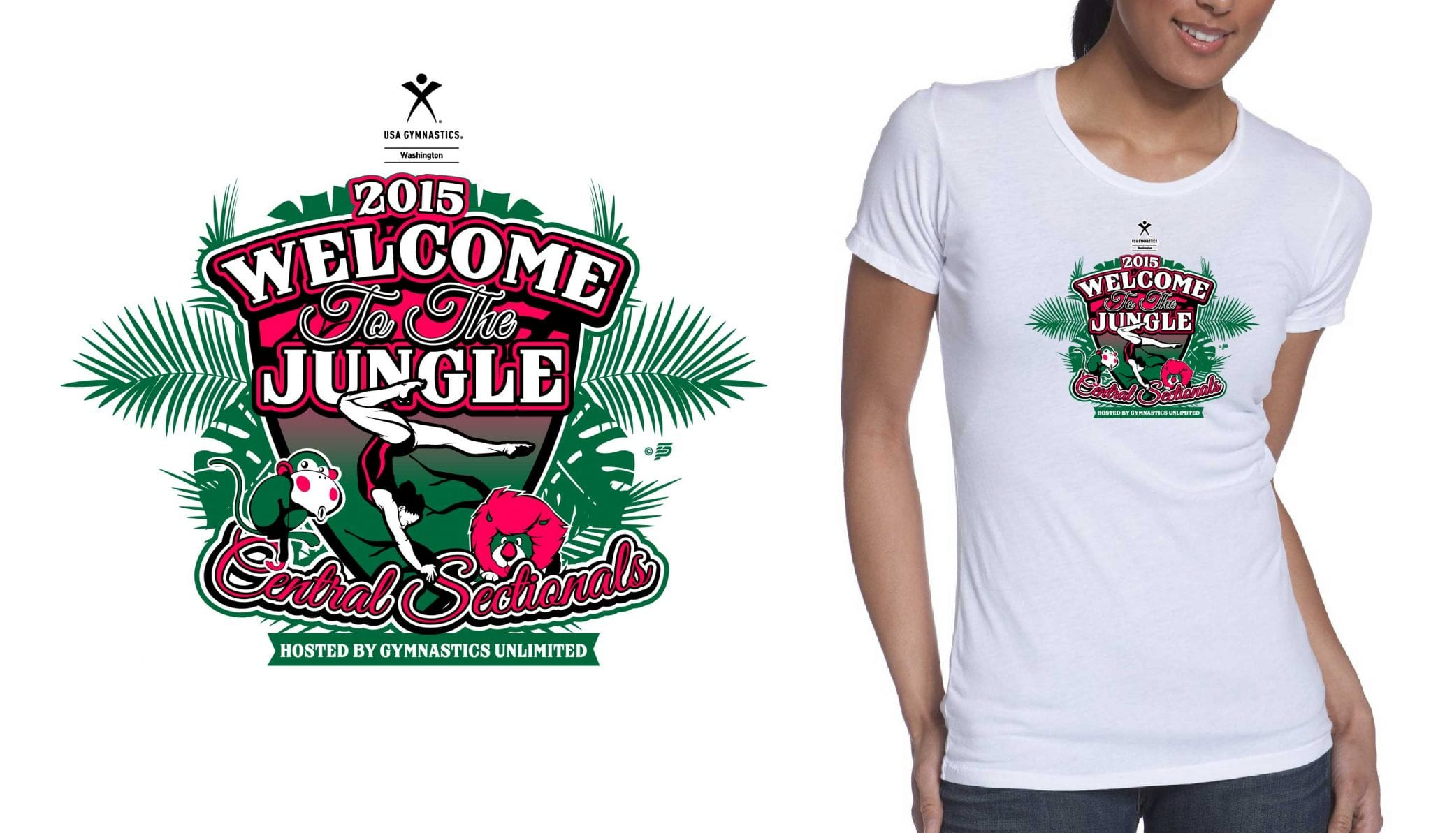 2015 Welcome to the Jungle Central Sectionals PRINT READY UPDATED
