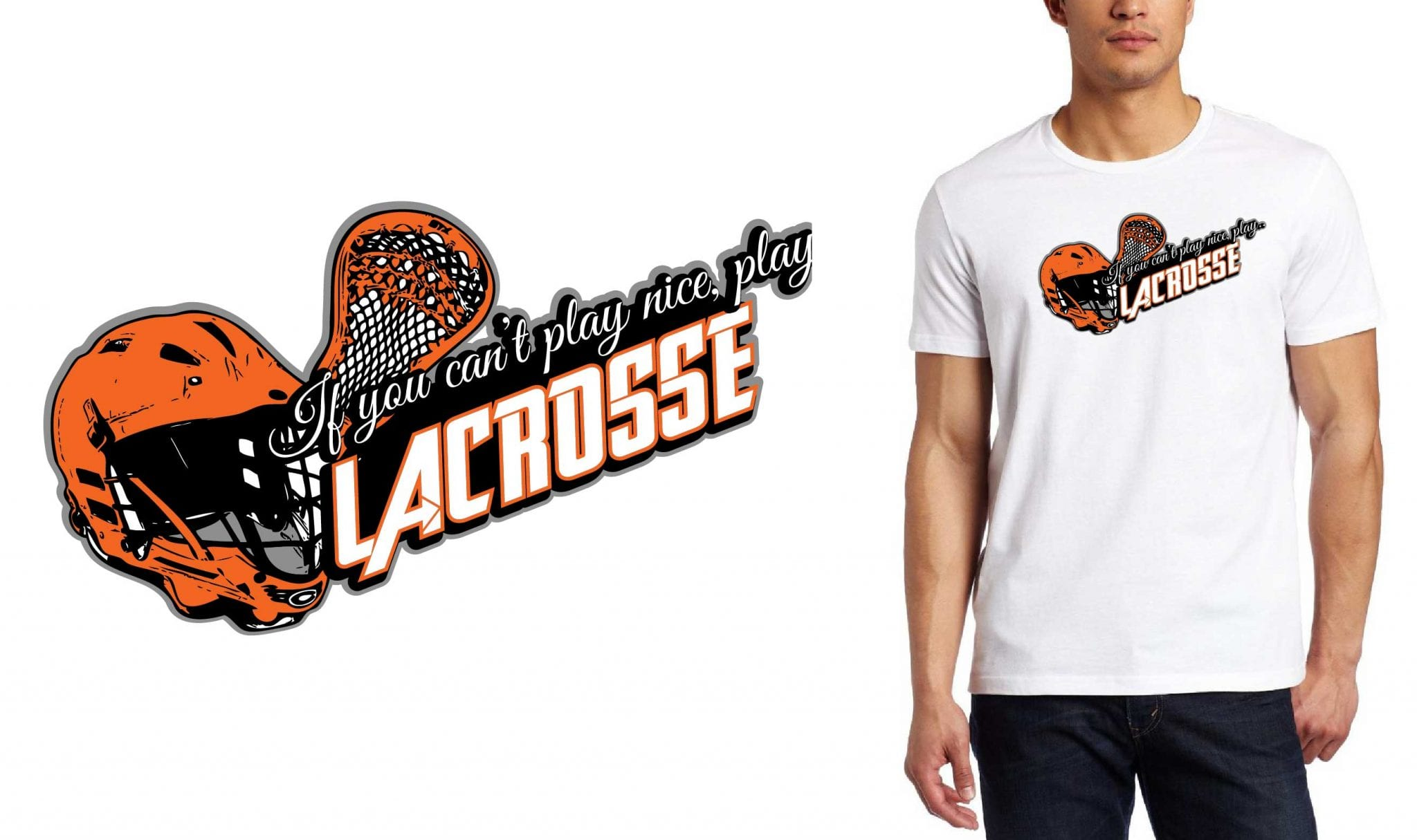 lacrosse generic#1 PRINT READY