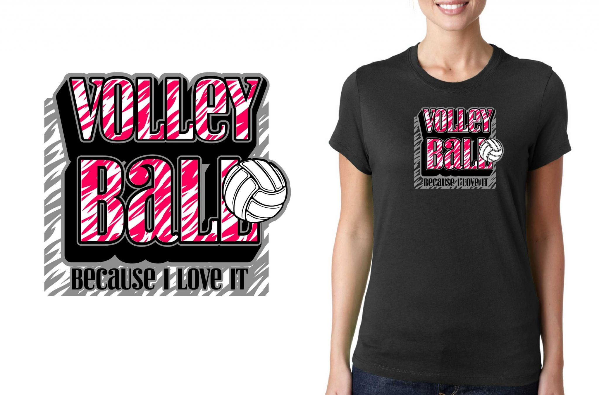 volleyball #1 PRINT READY