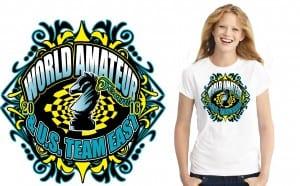 2016 World Amateur Team & U.S. Team East