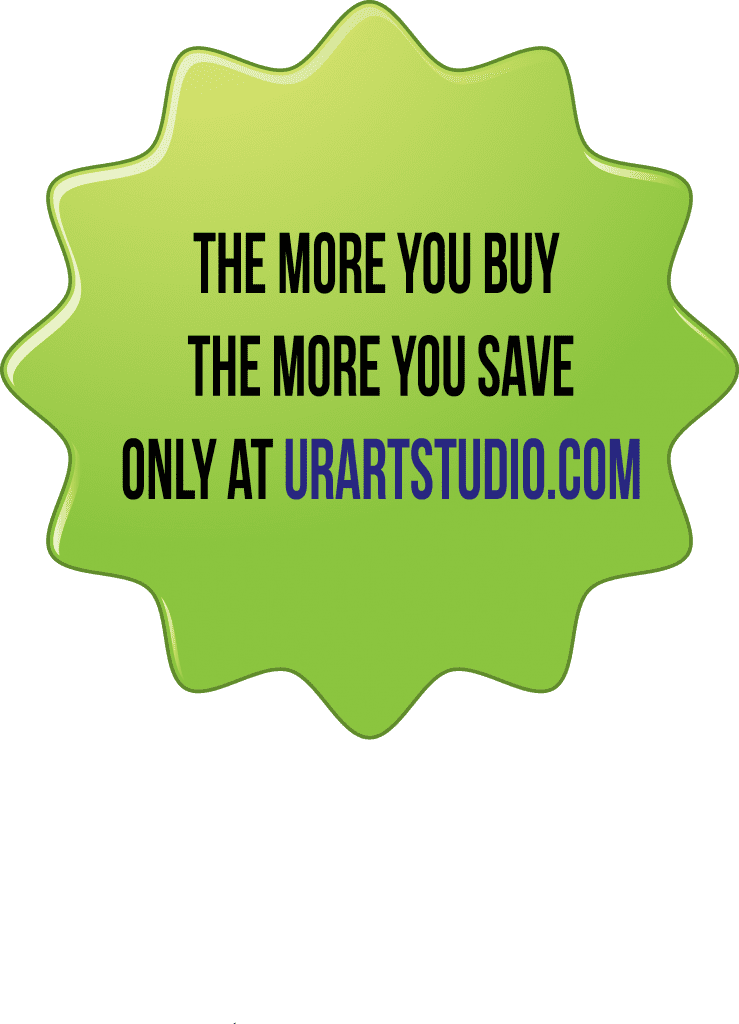 THE MORE YOU BUY THE MORE YOU SAVE