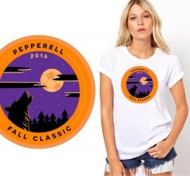 VECTOR LOGO DESIGN FOR 2 10.8-10.16 31 st Annual Pepperell Fall soccer event