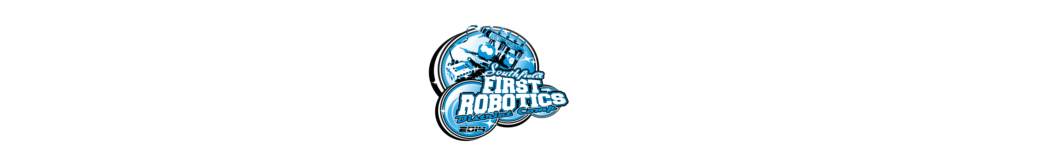 VECTOR LOGO DESIGN FOR PRINT FIRST ROBOTICS EVENT