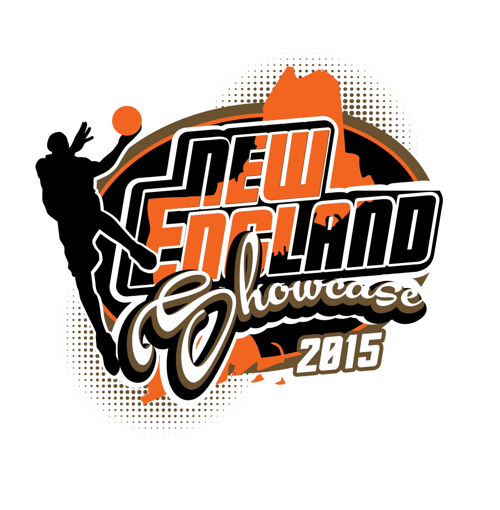 TSHIRT DESIGN FOR NEW England Showcase 2015 BASKETBALL EVENT