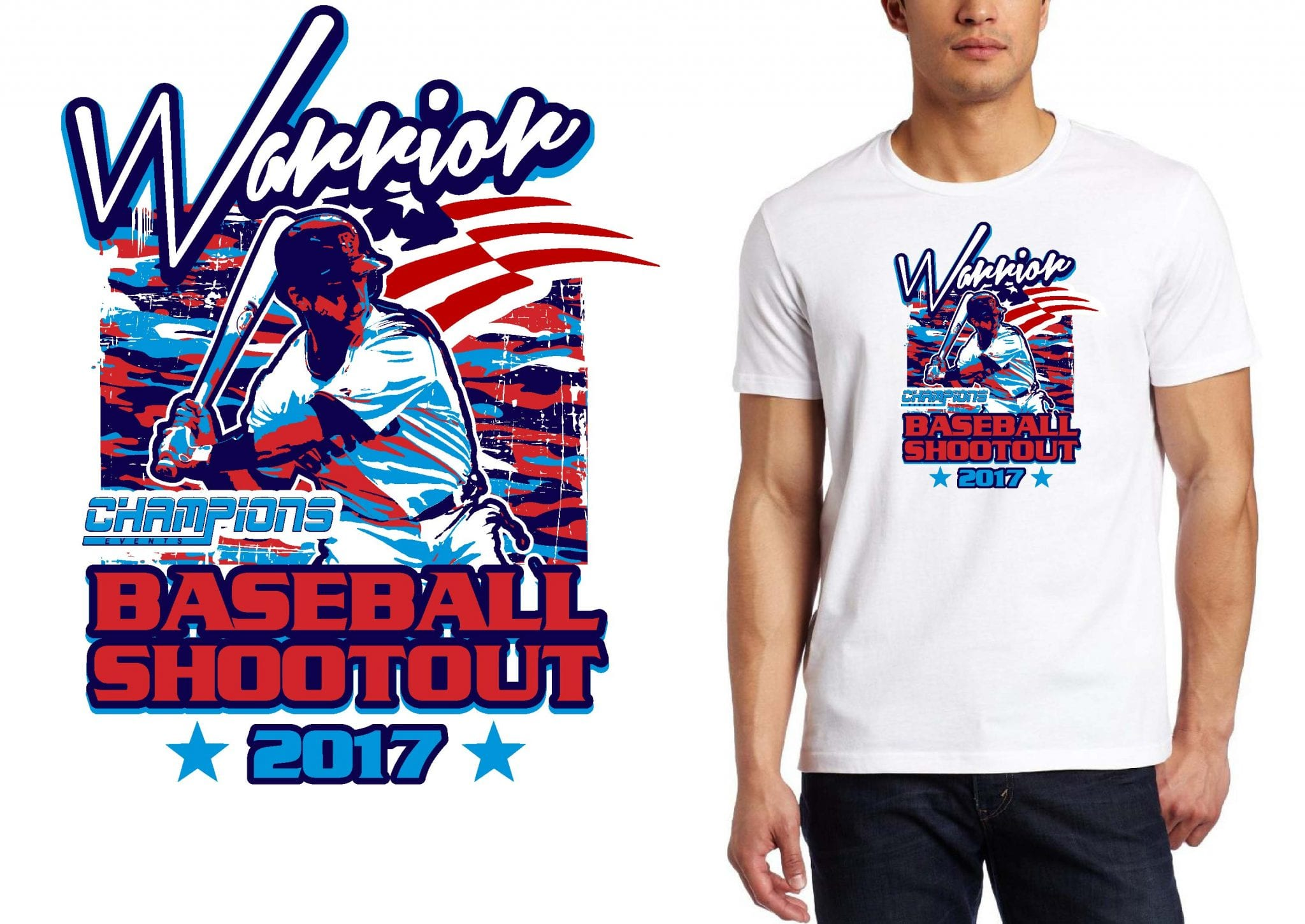 BASEBALL for North-Coast-Judo-Championships T-SHIRT UrArtStudio