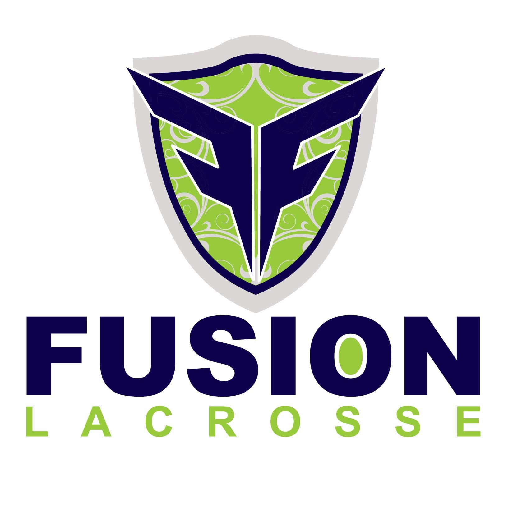 FRONT 2017 Fusion Winter Classic vector logo design for lacrosse t-shirt UrArtStudio