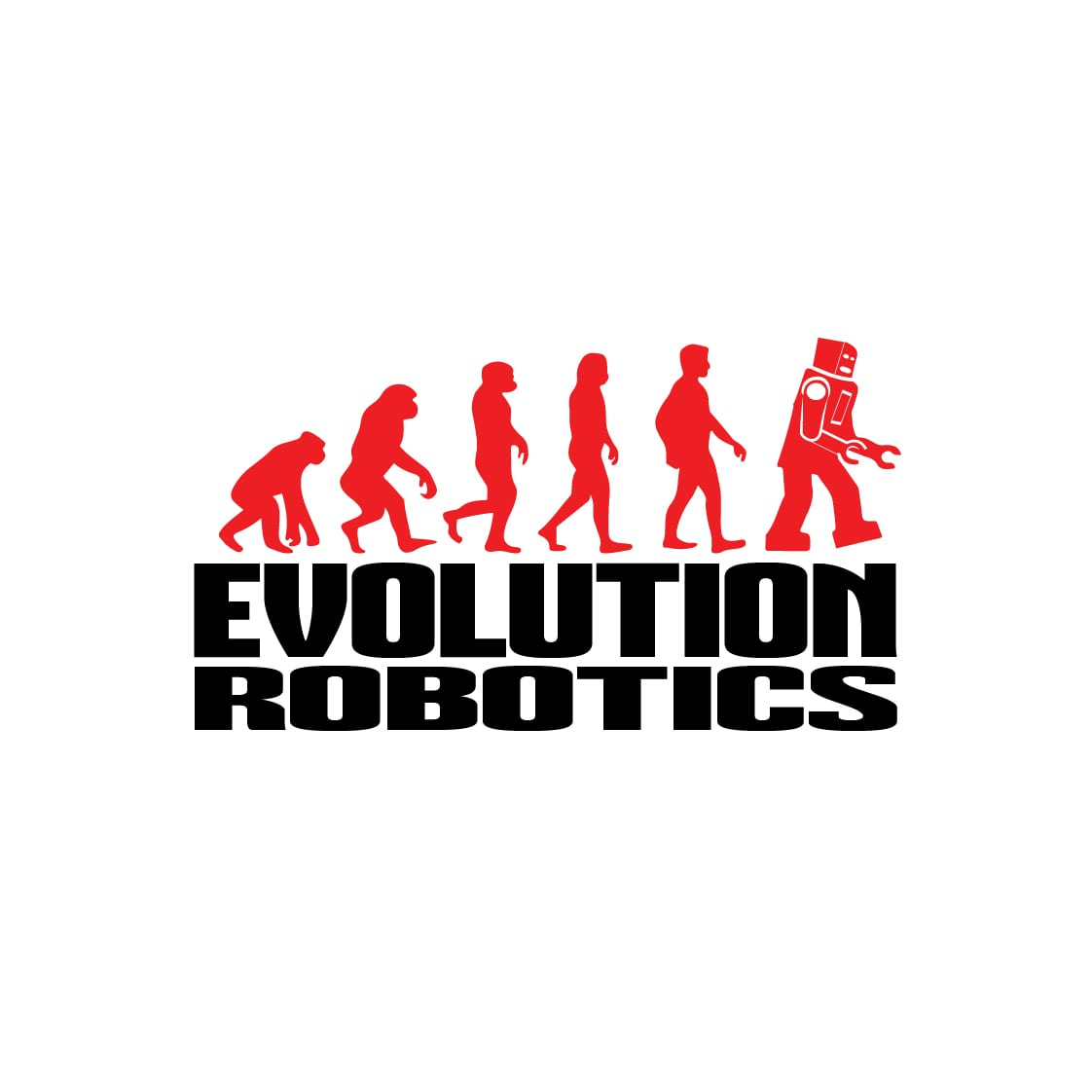 Evolution Robotics Logo