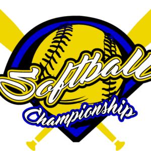 Softball Championship ai, pdf, eps