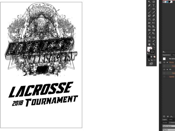 LACROSSE TOURNAMENT 2nd LOGO 2018