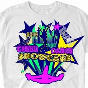 CHEER AND DANCE, THE SHOWCASE 2018