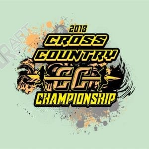 CROSS COUNTRY 2018 CHAMPIONSHIP logo
