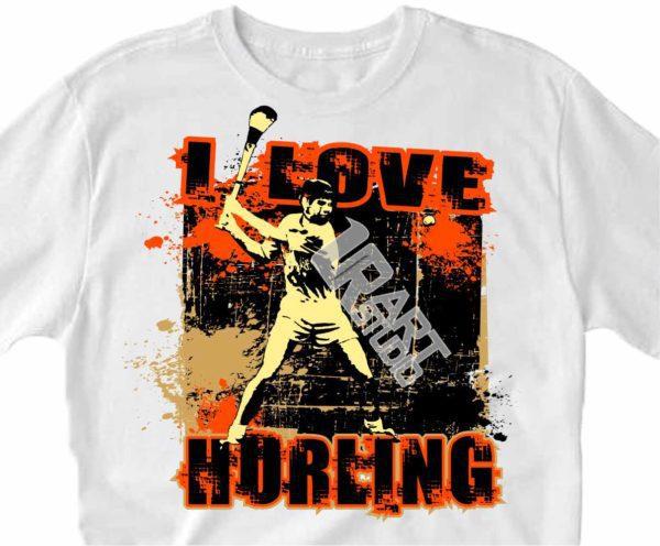 I LOVE HURLING