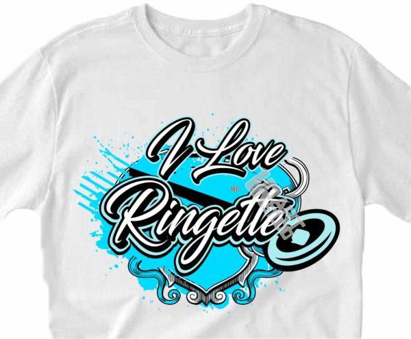 I LOVE RINGETTE