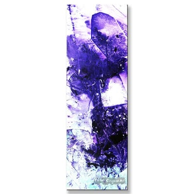 In the Night Skies, ABSTRACT PAINTING