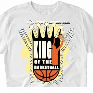 KING OF THE BASKETBALL, VECTOR DOWNLOAD