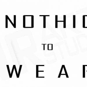 NOTHING TO WEAR - LOGO DESIGN