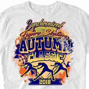 SYNCHRONIZED FIGURE SKATING AUTUMN CLASSIC 2018