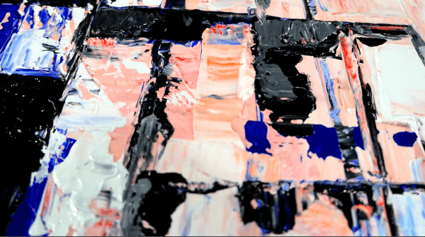 Thermal Equilibrium, ABSTRACT PAINTING