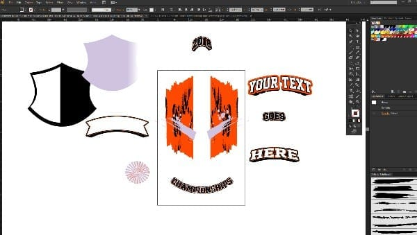 CHAMPIONSHIPS-FULLY-CUSTOMIZABLE-VECTOR-LOGO-DESIGN-ADJUSTABLE-TEXT-AND-COLOR-3