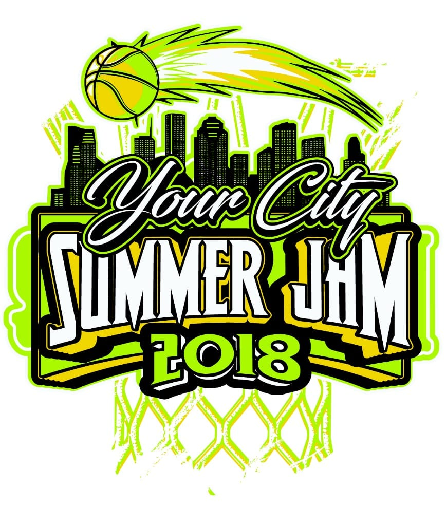 Your-City-Summer-Jam-2018-adjustable-t-shirt-logo-design