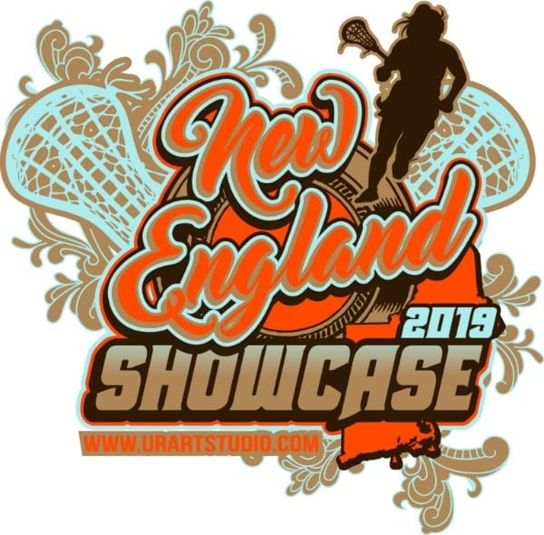 NEW ENGLAND SHOWCASE customizable T-shirt vector logo design for print 2019