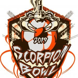 SCORPION-BOWL-SOCCER-customizable-T-shirt-vector-logo-design-for-print-2019