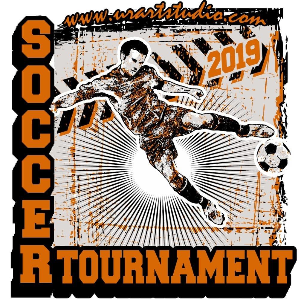 2019-SOCCER-TOURNAMENT-customizable-T-shirt-vector-logo-design-for-print