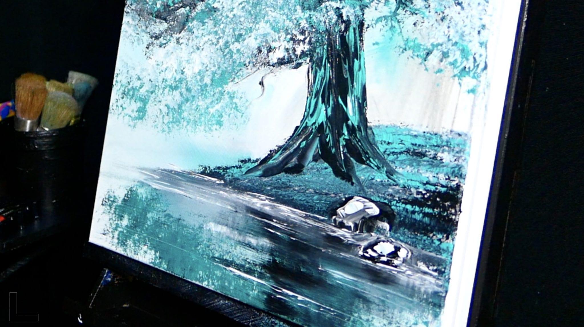 How To Paint Windows Art Tutor Video