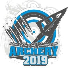 ARCHERY-ADJUSTABLE-LOGO-DESIGN-AI, EPS, PDF