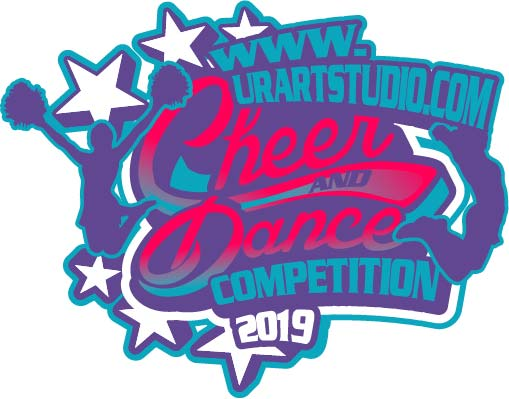 CHEER AND DANCE ADJUSTABLE LOGO DESIGN EPS, AI, PDF 200